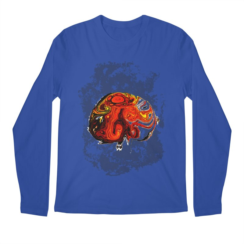 Jovian Brainstorm Men's Regular Longsleeve T-Shirt by RedHeat's Shop
