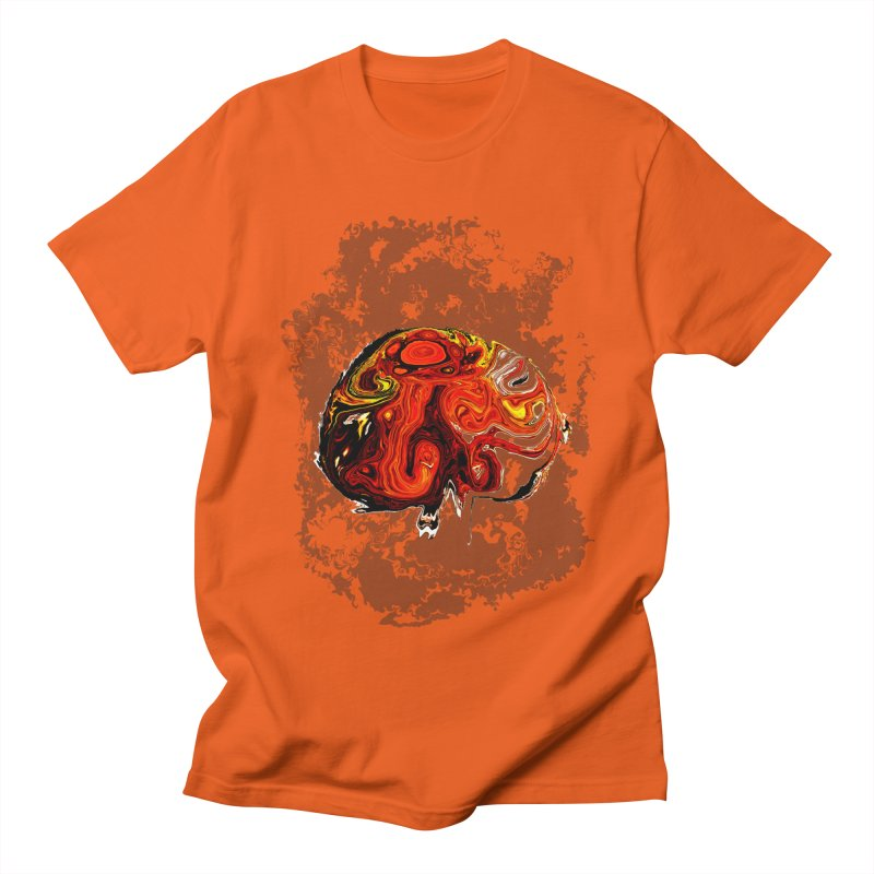 Jovian Brainstorm Men's Regular T-Shirt by RedHeat's Shop