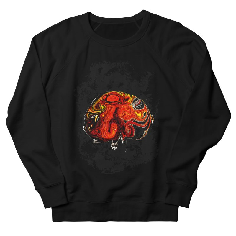 Jovian Brainstorm Men's French Terry Sweatshirt by RedHeat's Shop