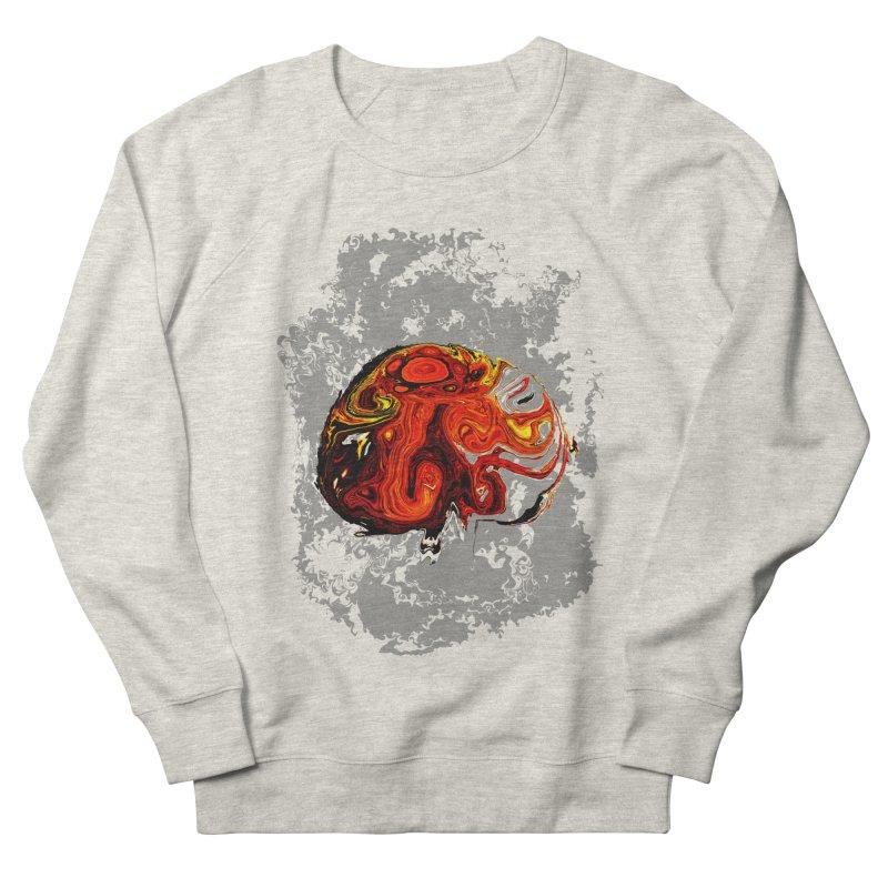 Jovian Brainstorm Men's French Terry Sweatshirt by RedHeat's Shop