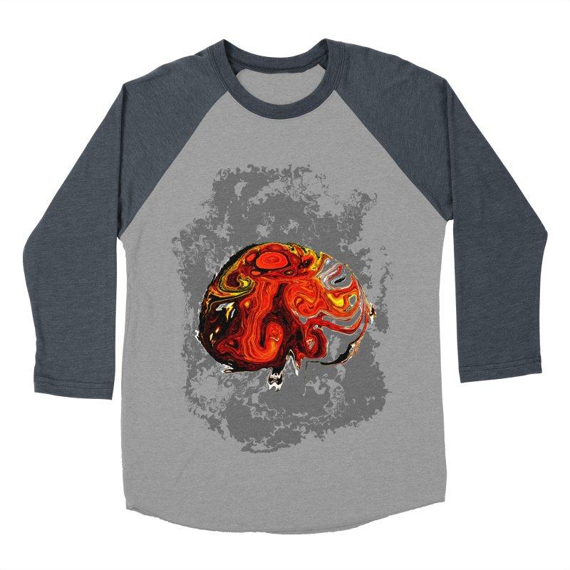 Jovian Brainstorm Women's Baseball Triblend Longsleeve T-Shirt by RedHeat's Shop