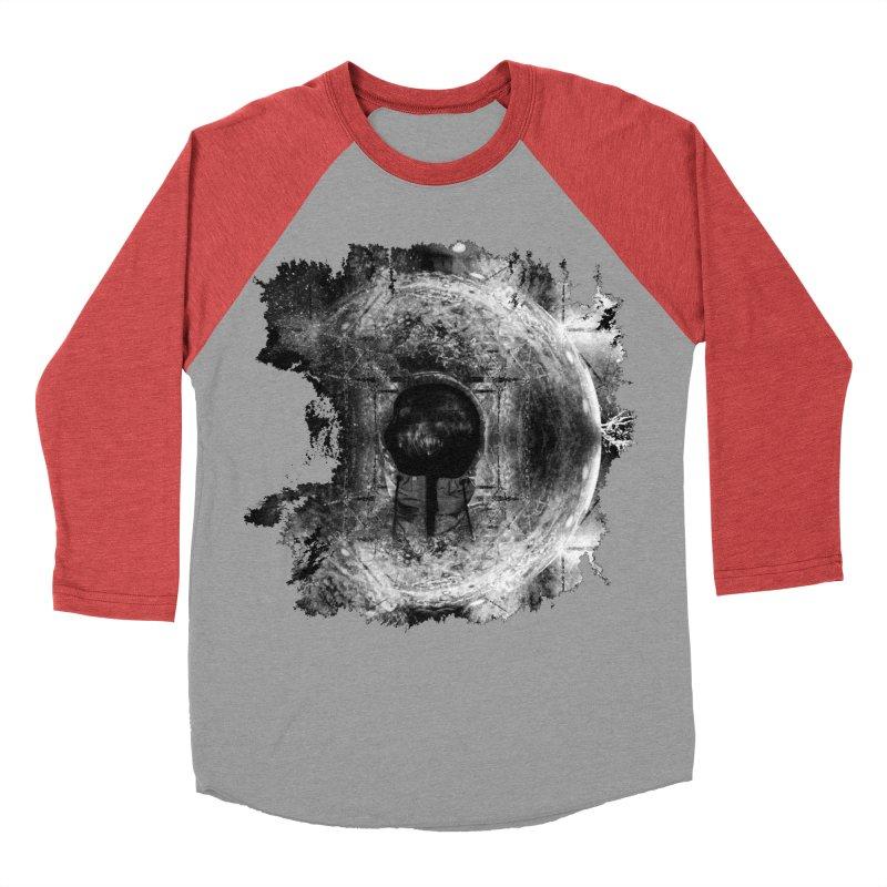 The Jovian Generation Women's Baseball Triblend Longsleeve T-Shirt by RedHeat's Shop
