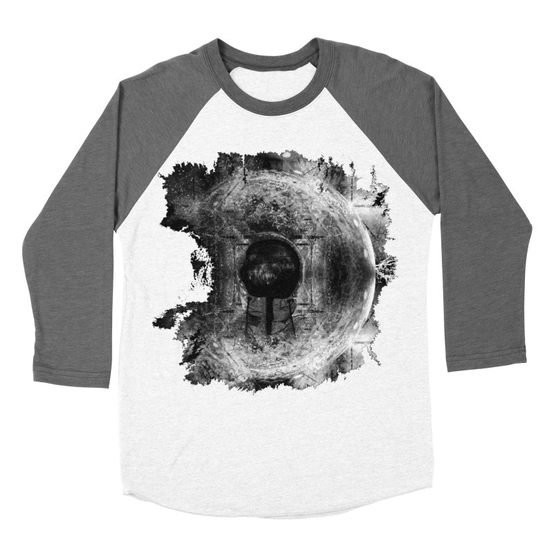The Jovian Generation Men's Baseball Triblend Longsleeve T-Shirt by RedHeat's Shop