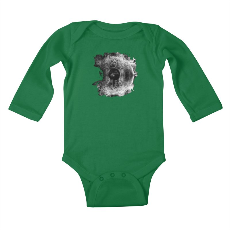 The Jovian Generation Kids Baby Longsleeve Bodysuit by RedHeat's Shop