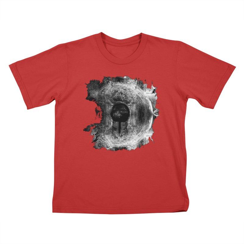 The Jovian Generation Kids T-Shirt by RedHeat's Shop