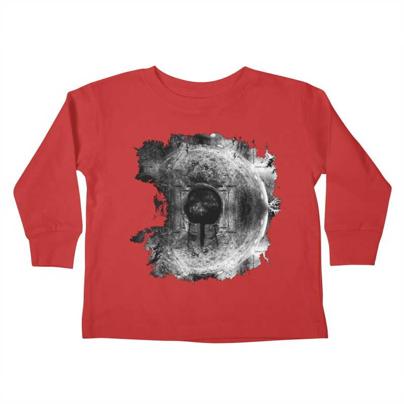 The Jovian Generation Kids Toddler Longsleeve T-Shirt by RedHeat's Shop