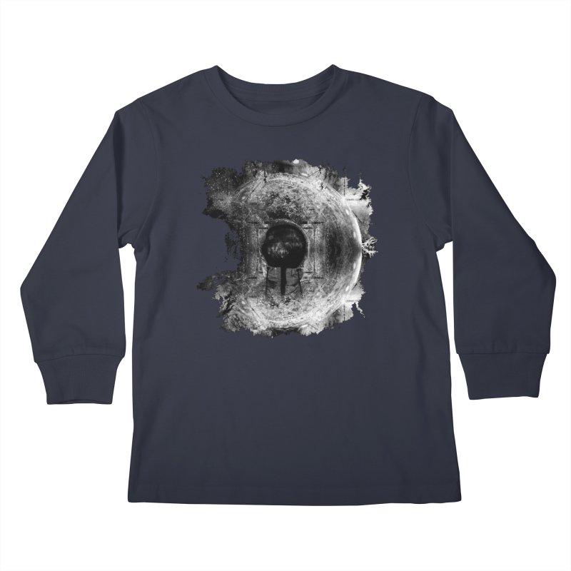 The Jovian Generation Kids Longsleeve T-Shirt by RedHeat's Shop
