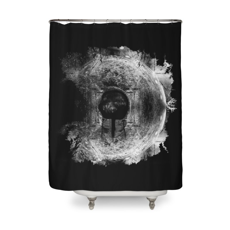 The Jovian Generation Home Shower Curtain by RedHeat's Shop