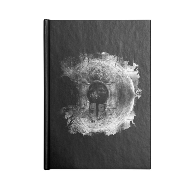 The Jovian Generation Accessories Lined Journal Notebook by RedHeat's Shop