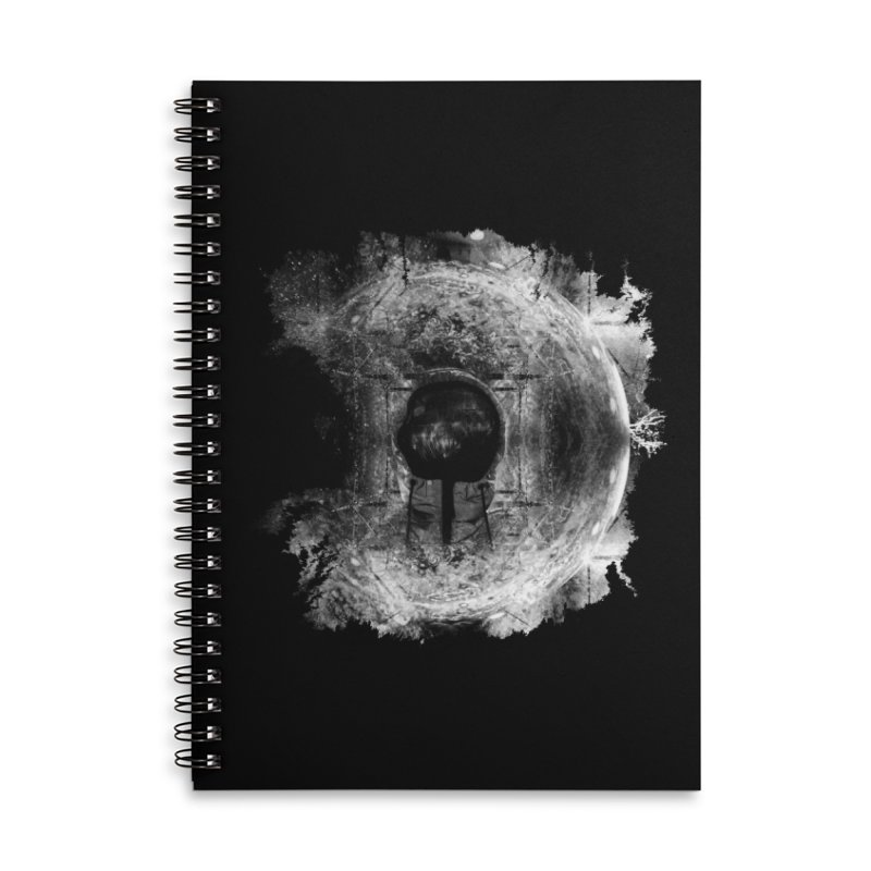 The Jovian Generation Accessories Lined Spiral Notebook by RedHeat's Shop