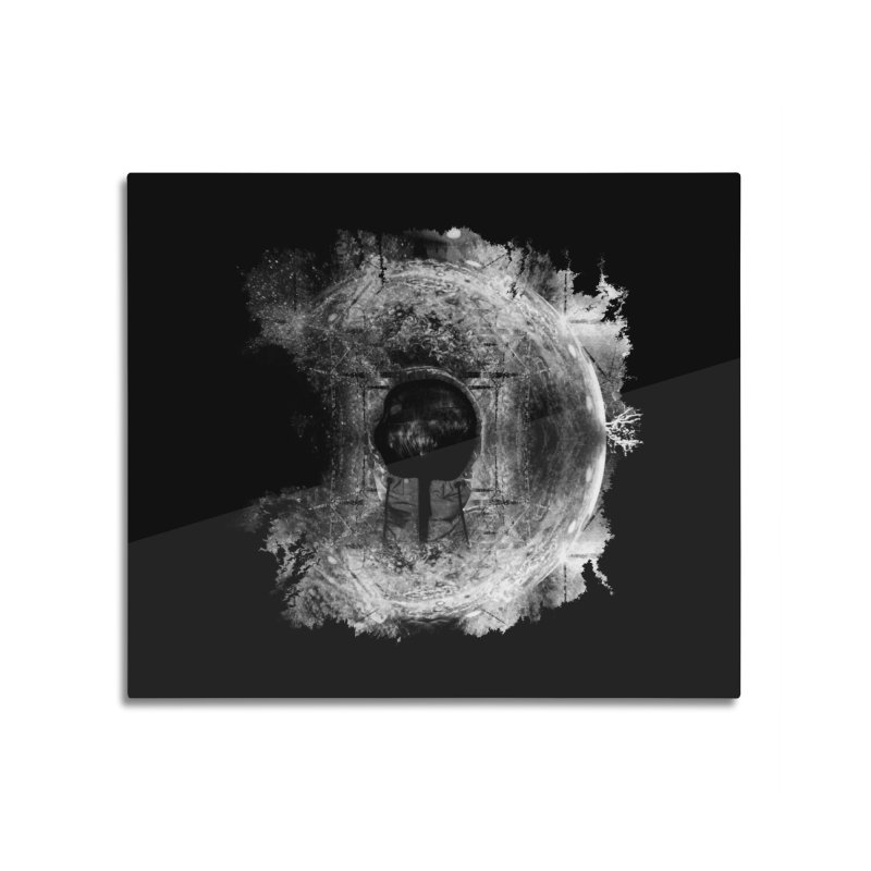 The Jovian Generation Home Mounted Aluminum Print by RedHeat's Shop