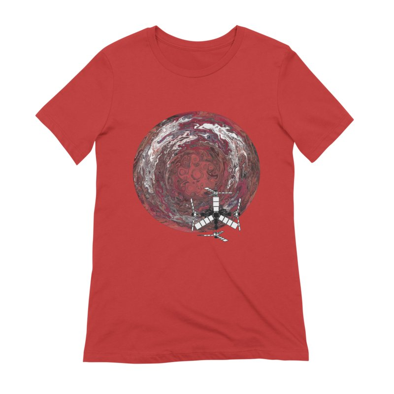 Juno Women's Extra Soft T-Shirt by RedHeat's Shop
