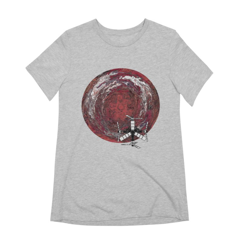 Juno Women's Extra Soft T-Shirt by RedHeat's Shop