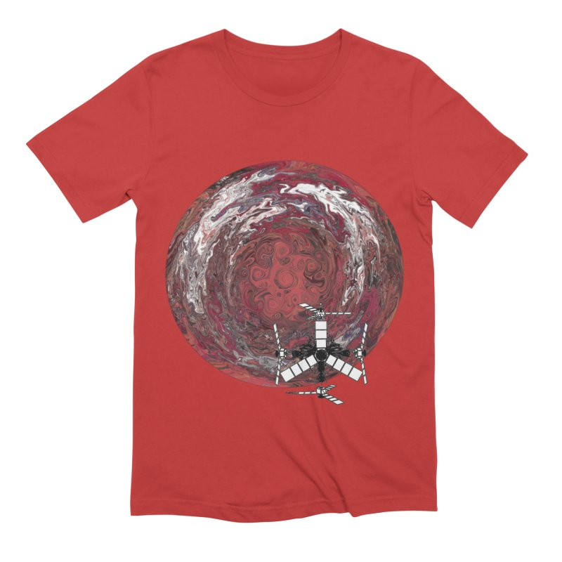 Juno Men's Extra Soft T-Shirt by RedHeat's Shop