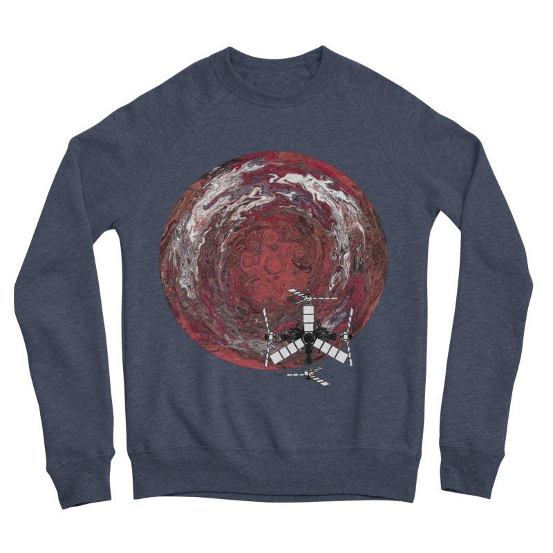 Juno Men's Sponge Fleece Sweatshirt by RedHeat's Shop