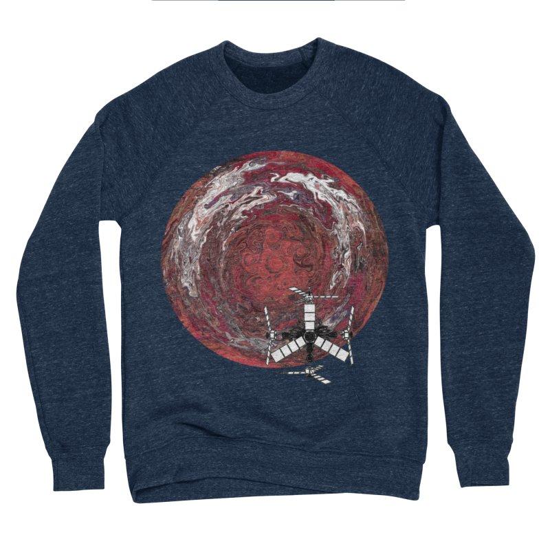 Juno Women's Sponge Fleece Sweatshirt by RedHeat's Shop