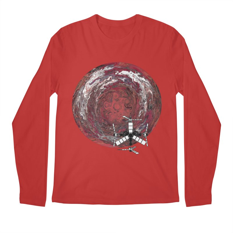 Juno Men's Regular Longsleeve T-Shirt by RedHeat's Shop