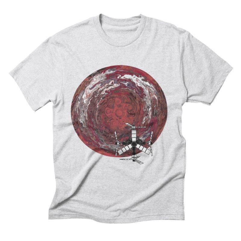 Juno Men's Triblend T-Shirt by RedHeat's Shop