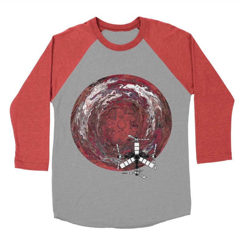 Juno Men's Baseball Triblend Longsleeve T-Shirt by RedHeat's Shop