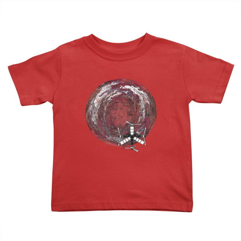 Juno Kids Toddler T-Shirt by RedHeat's Shop