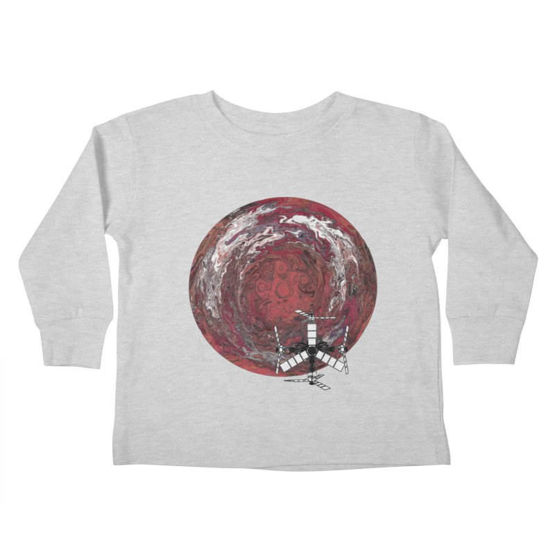 Juno Kids Toddler Longsleeve T-Shirt by RedHeat's Shop