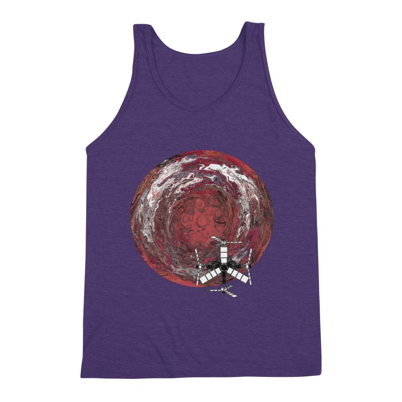 Juno Men's Triblend Tank by RedHeat's Shop