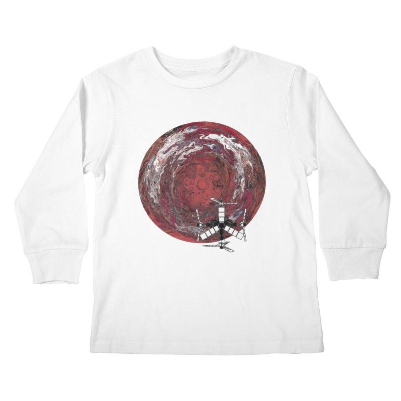 Juno Kids Longsleeve T-Shirt by RedHeat's Shop