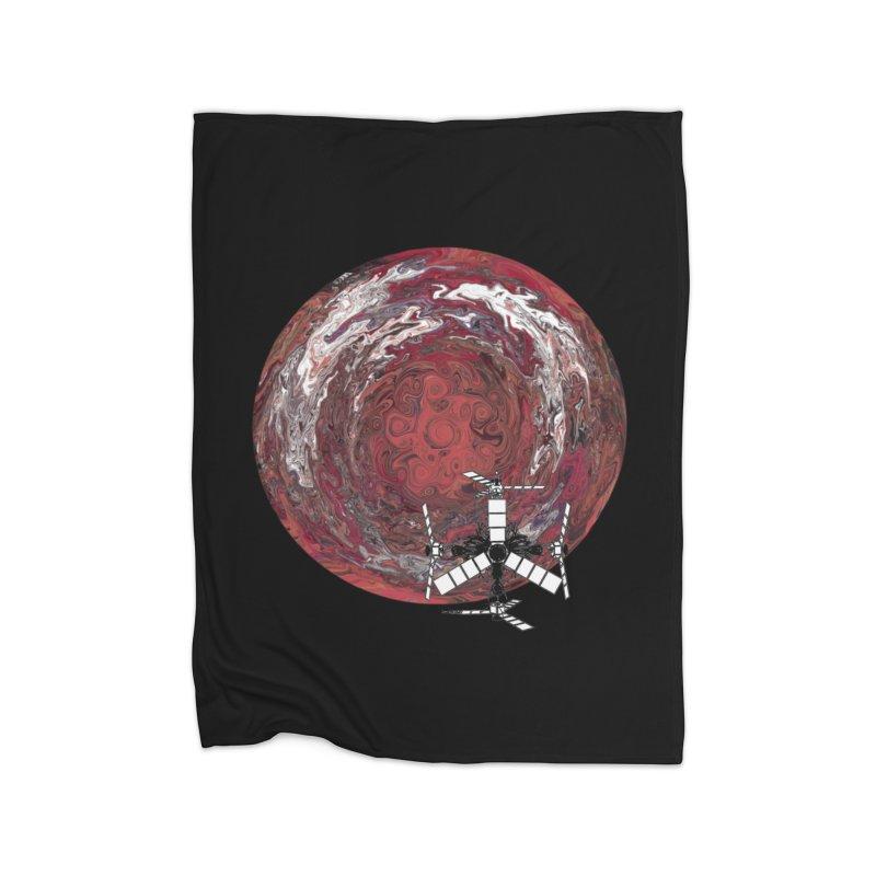 Juno Home Fleece Blanket Blanket by RedHeat's Shop