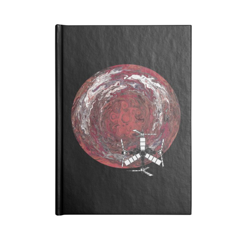 Juno Accessories Blank Journal Notebook by RedHeat's Shop
