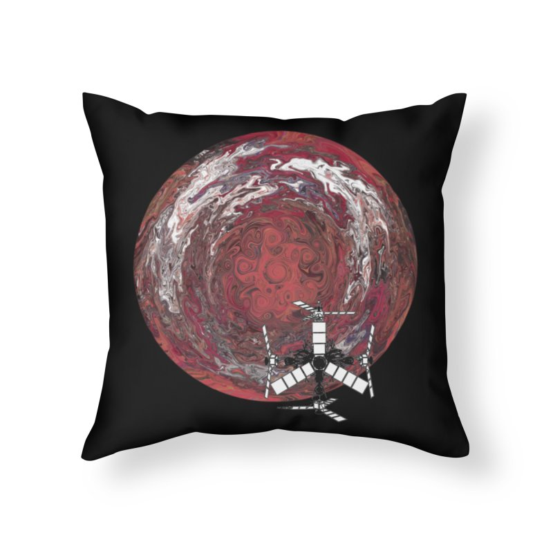 Juno Home Throw Pillow by RedHeat's Shop