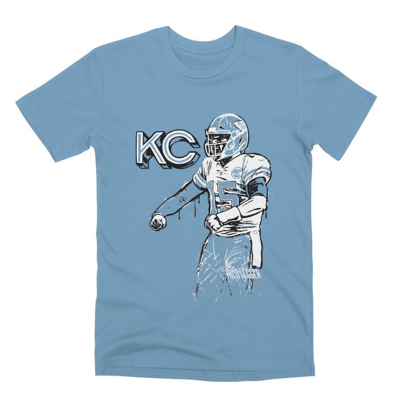 MVP Men's Premium T-Shirt by redleggerstudio's Shop