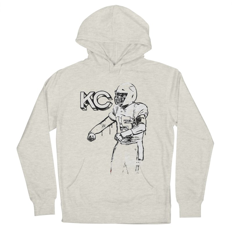 MVP Women's French Terry Pullover Hoody by redleggerstudio's Shop