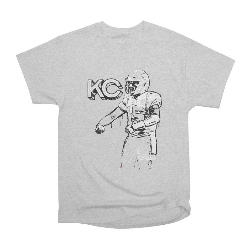 MVP Men's Heavyweight T-Shirt by redleggerstudio's Shop