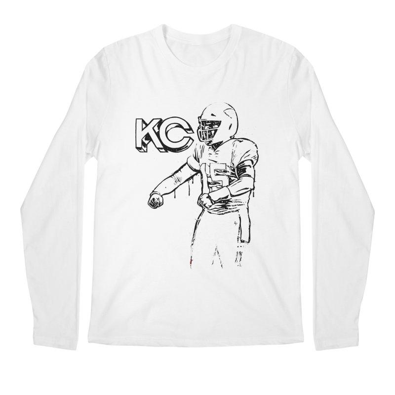 MVP Men's Regular Longsleeve T-Shirt by redleggerstudio's Shop