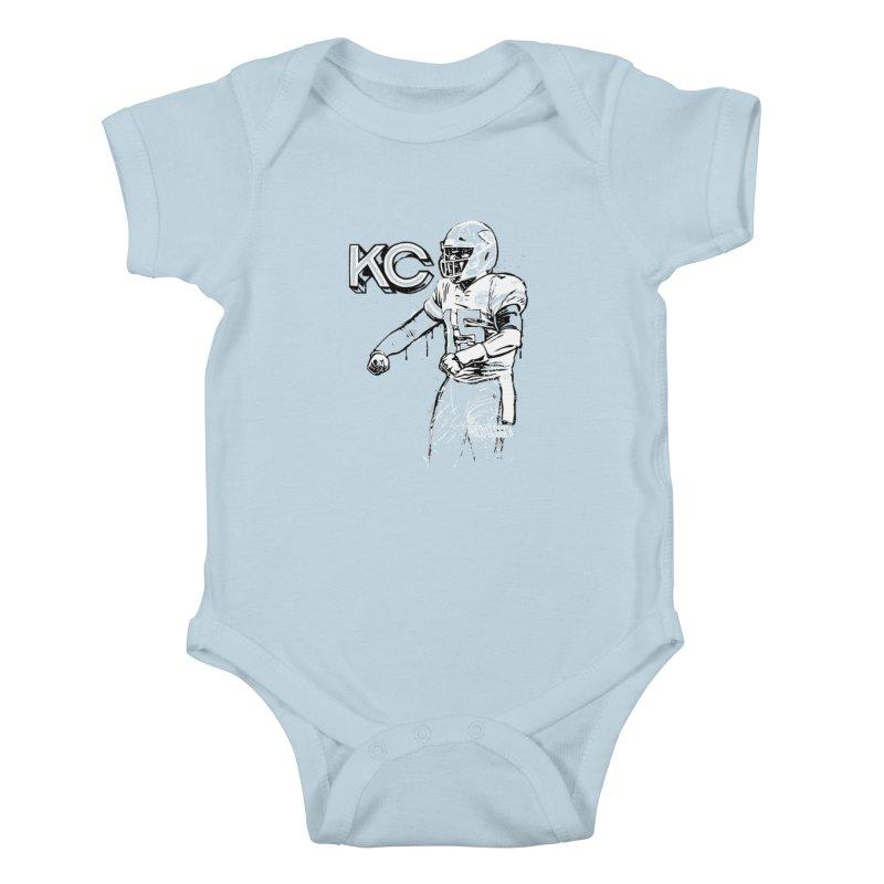 MVP Kids Baby Bodysuit by redleggerstudio's Shop