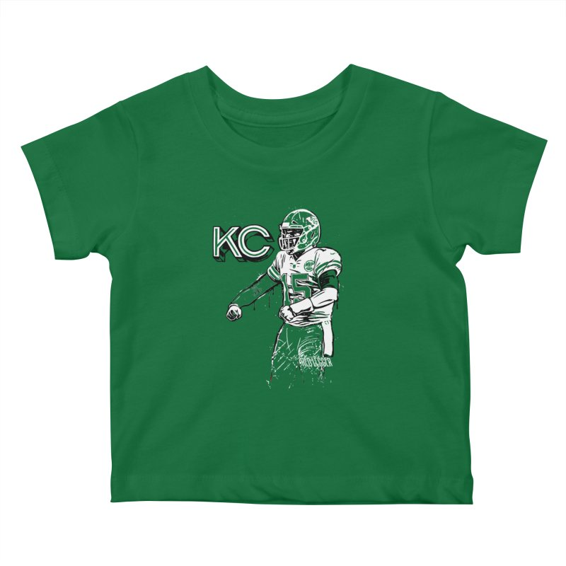 MVP Kids Baby T-Shirt by redleggerstudio's Shop