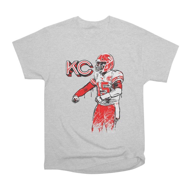 MVP Men's T-Shirt by redleggerstudio's Shop