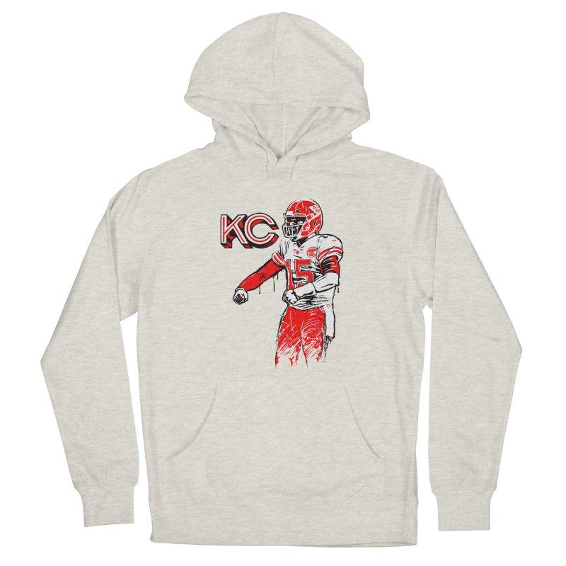 MVP Men's Pullover Hoody by redleggerstudio's Shop