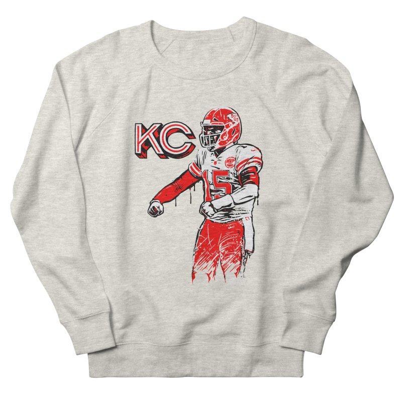 MVP Men's Sweatshirt by redleggerstudio's Shop