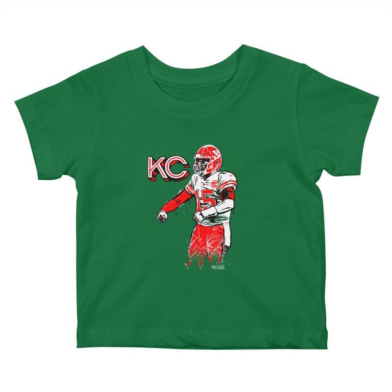 MVP Kids Baby T-Shirt by redleggerstudio's Shop