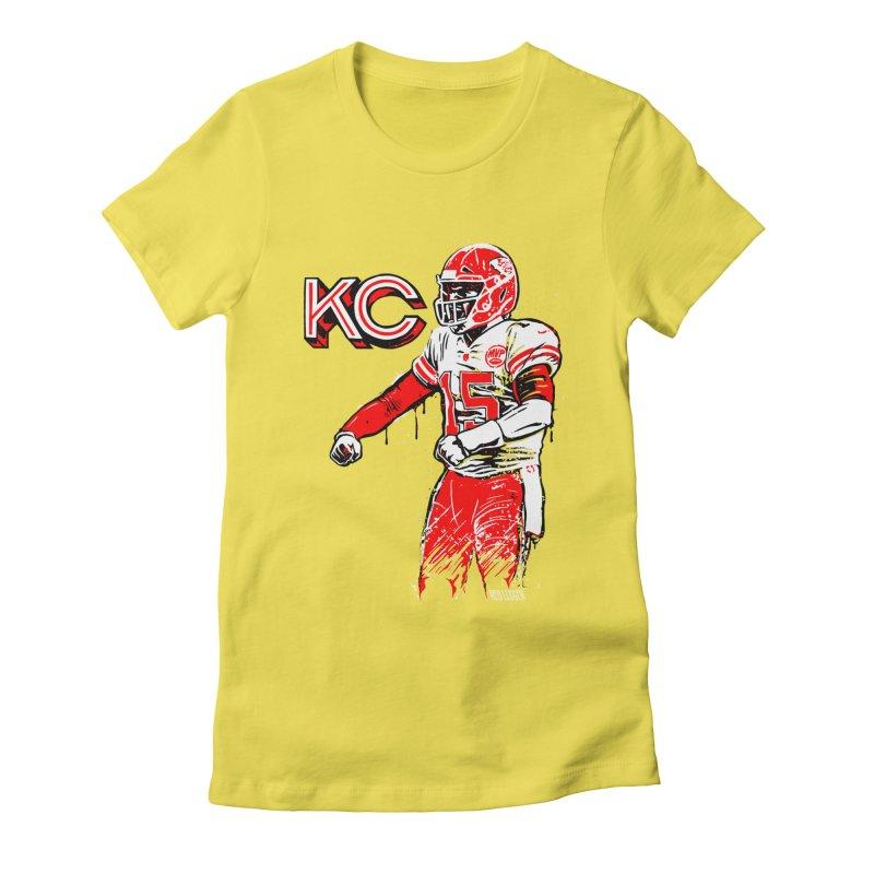 MVP Women's T-Shirt by redleggerstudio's Shop