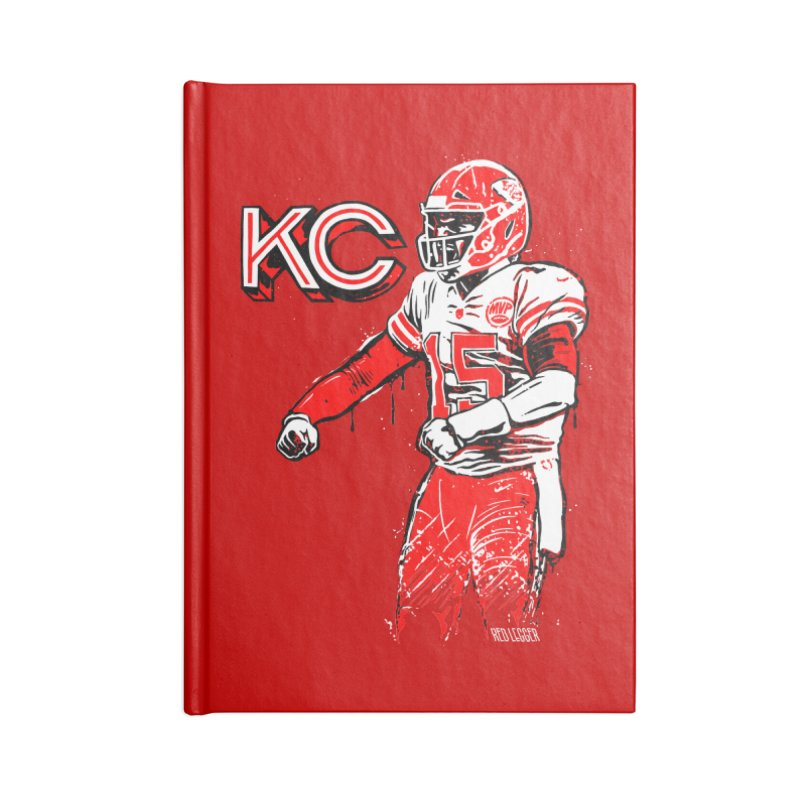 MVP Accessories Notebook by redleggerstudio's Shop