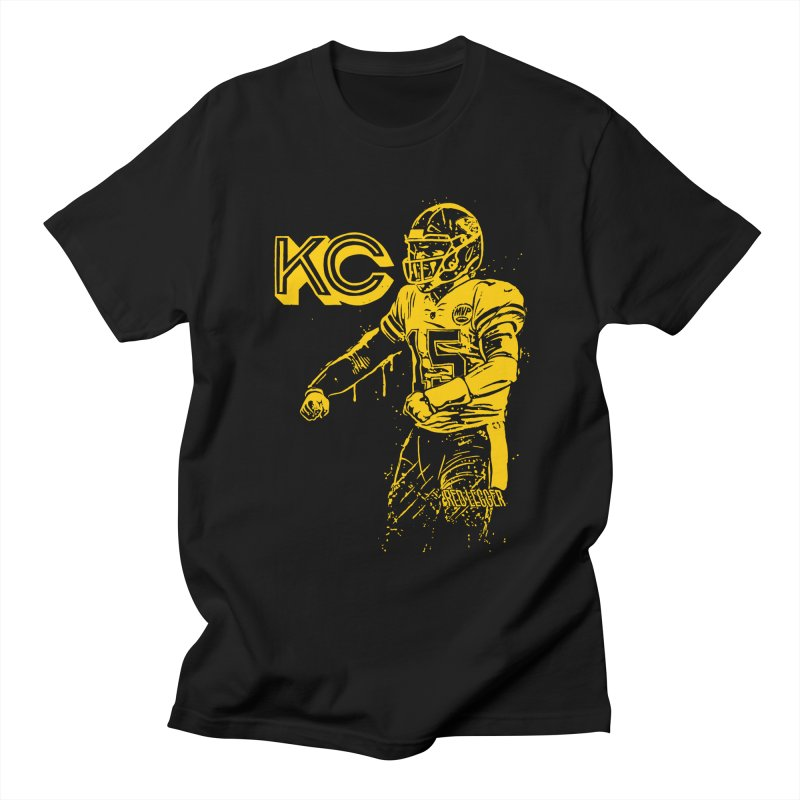 MVP (Yellow) Women's Regular Unisex T-Shirt by redleggerstudio's Shop