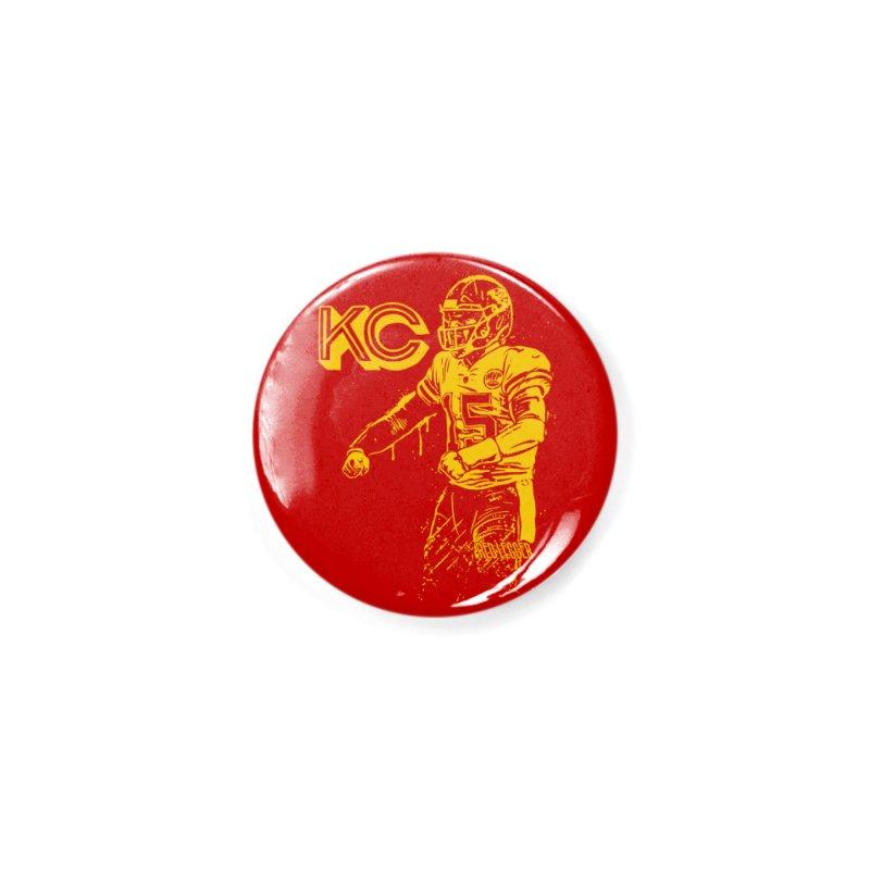 MVP (Yellow) Accessories Button by redleggerstudio's Shop
