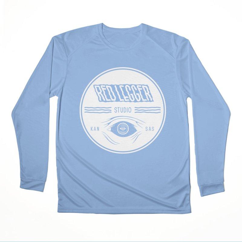 Red Legger KansEye Women's Performance Unisex Longsleeve T-Shirt by redleggerstudio's Shop