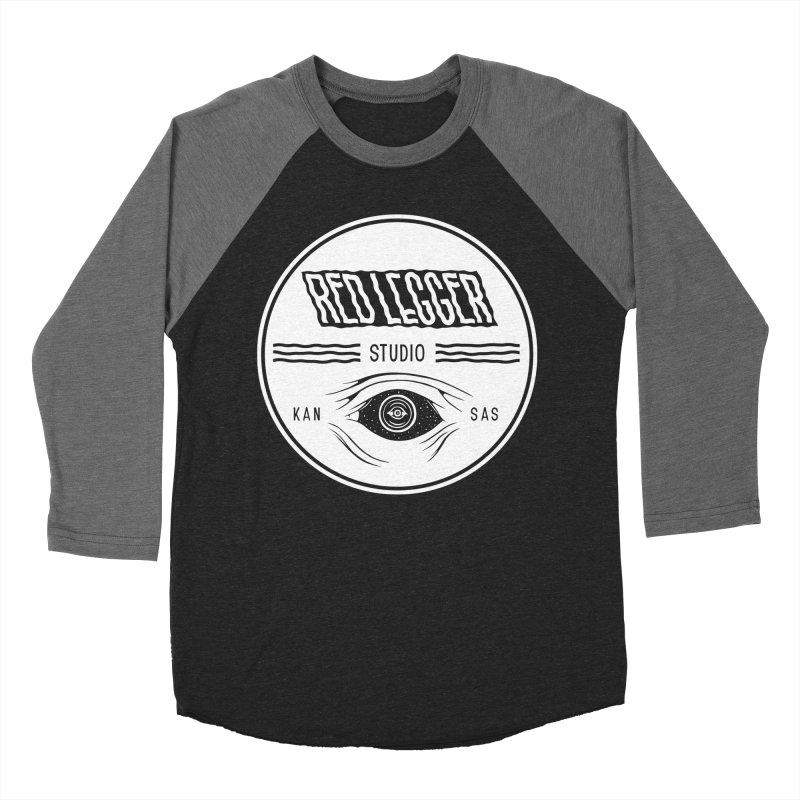 Red Legger KansEye Women's Baseball Triblend Longsleeve T-Shirt by redleggerstudio's Shop