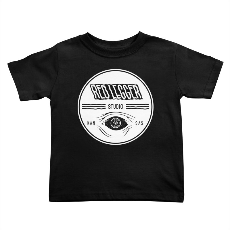 Red Legger KansEye Kids Toddler T-Shirt by redleggerstudio's Shop