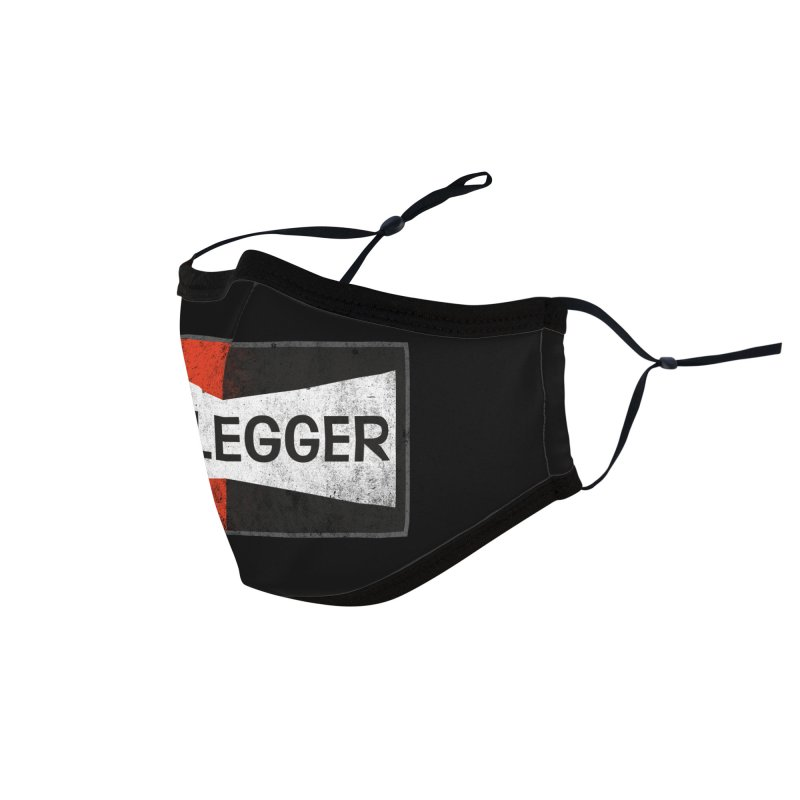 Red Legger Champion Accessories Face Mask by redleggerstudio's Shop