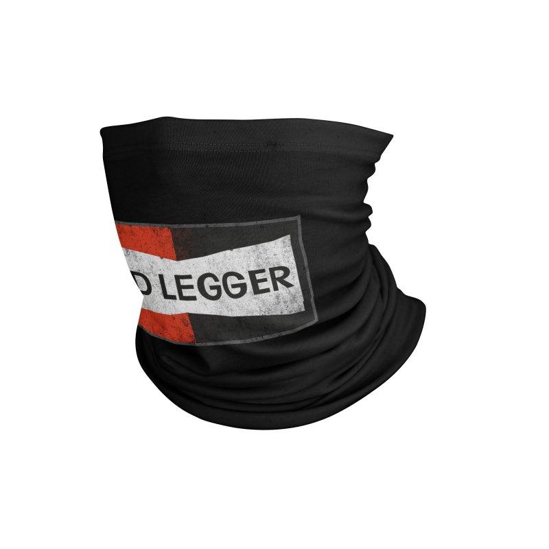 Red Legger Champion Accessories Neck Gaiter by redleggerstudio's Shop