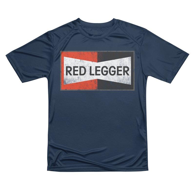Red Legger Champion Women's Performance Unisex T-Shirt by redleggerstudio's Shop